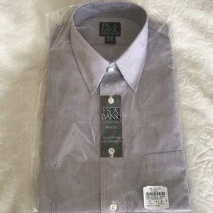Jos A Bank classic button down shirt